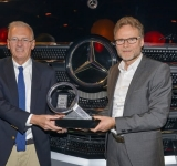 Nowy Actros – Truck of the Year 2020